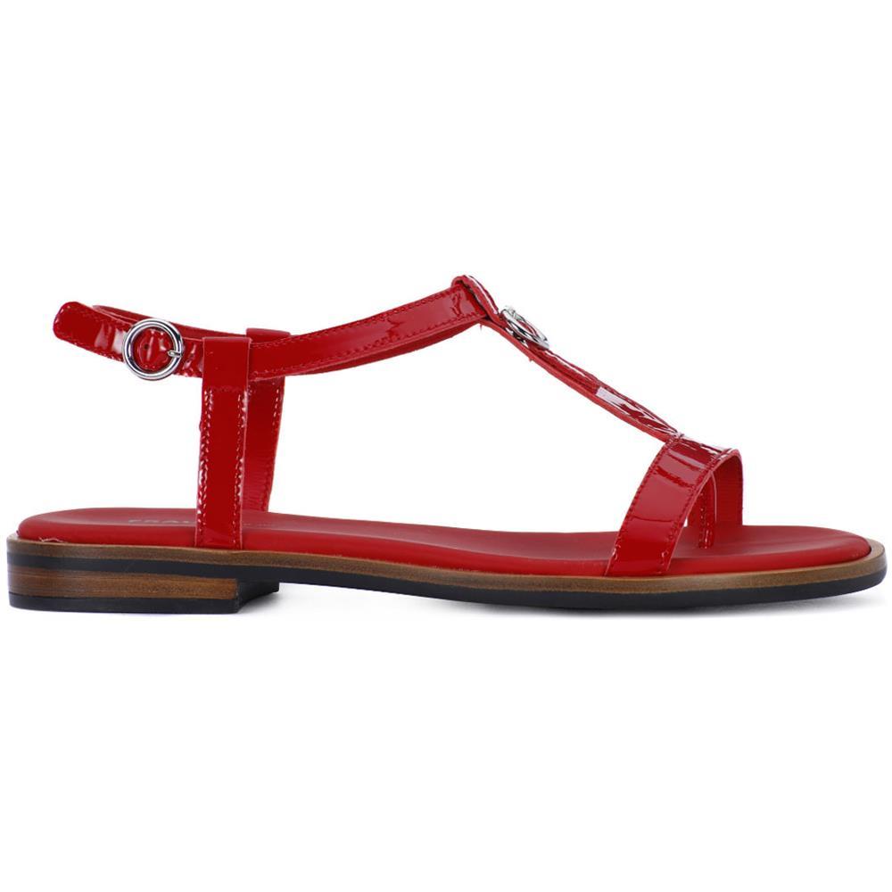 4446cfe524c3e6 FRAU - Vernice Rosso 40 - ePRICE