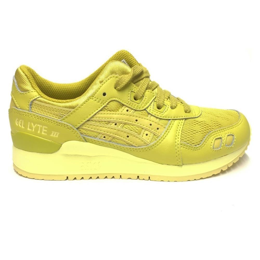 Asics Gel Lyte Iii H756L0303 giallo scarpe basse