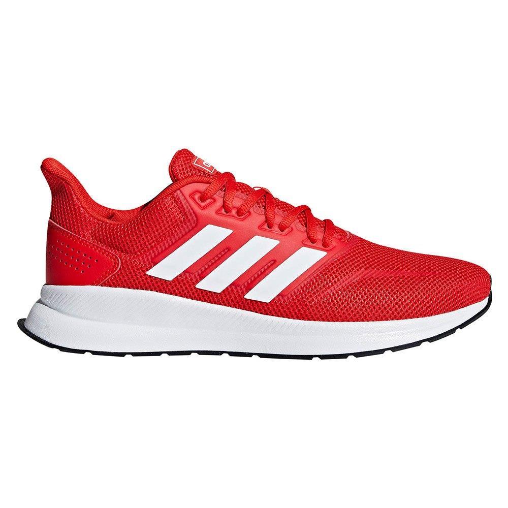 adidas scarpe uomo rosso