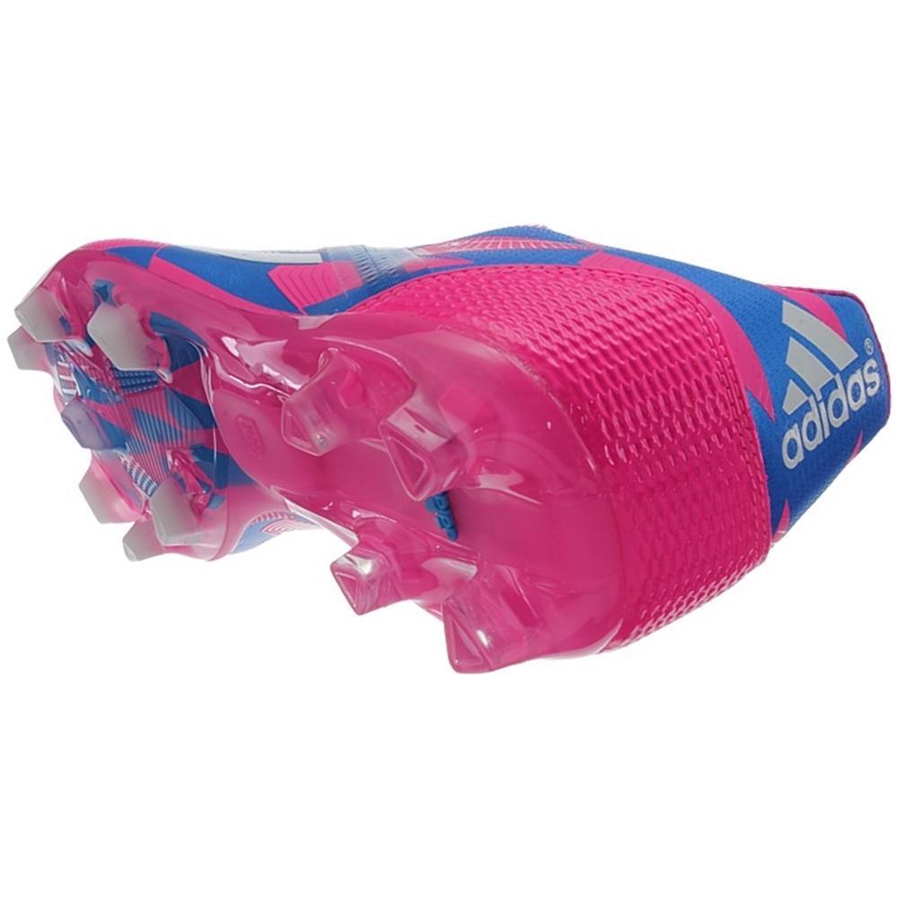 Adidas Scarpe Calcio F30 Fg Rosa Azzurro 45,3 ePRICE