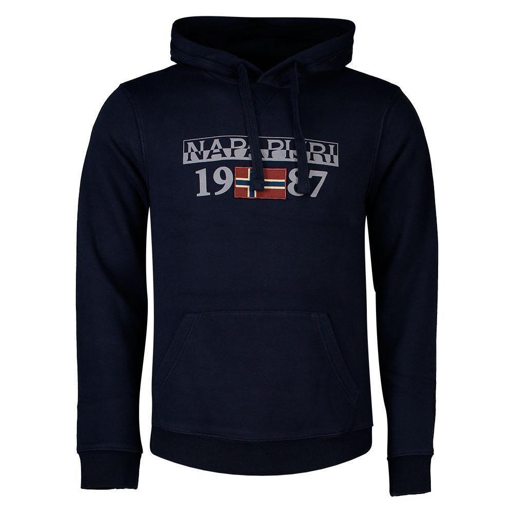 NAPAPIJRI - Felpe Napapijri Berthow Logo 1 Abbigliamento Uomo L - ePRICE dbfcf7a653a