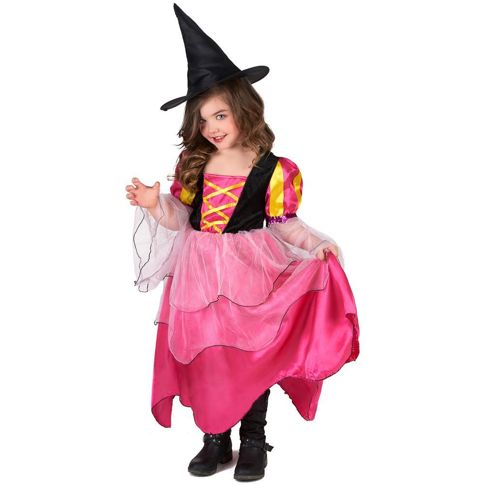 JADEO - Vestito Streghetta Rosa Bambina 4 - 6 Anni (s) - ePRICE 0fcd62189b91