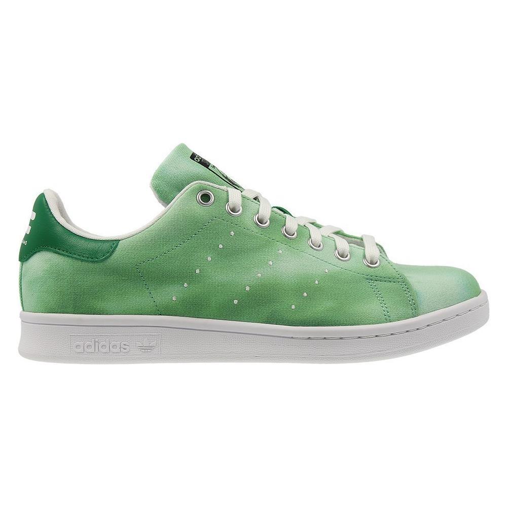 new style 1ec75 8d280 adidas - Scarpe Pharrell Williams Hu Holi Stan Smith Ac7043 Taglia 48  Colore Verde - ePRICE