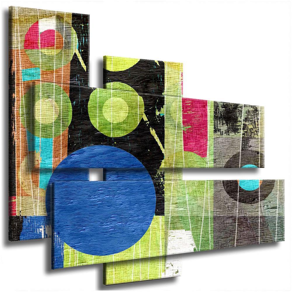 Laboratorioradice - Quadri Originali Moderni Su Tela Tridimensionali ...