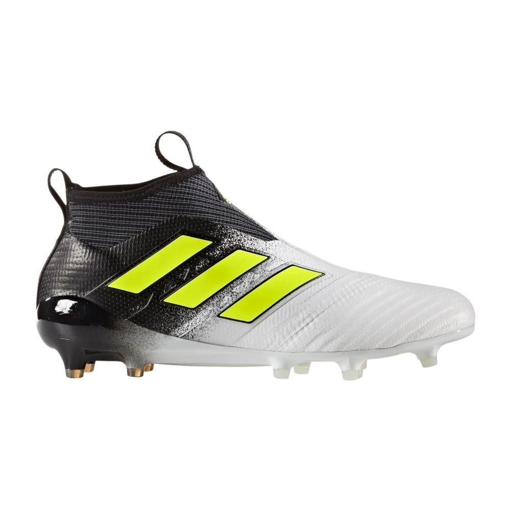 adidas Scarpe Calcio Adidas Ace 17+ Purecontrol Fg Dust Storm Pack Taglia 44 Colore: Bianco nero