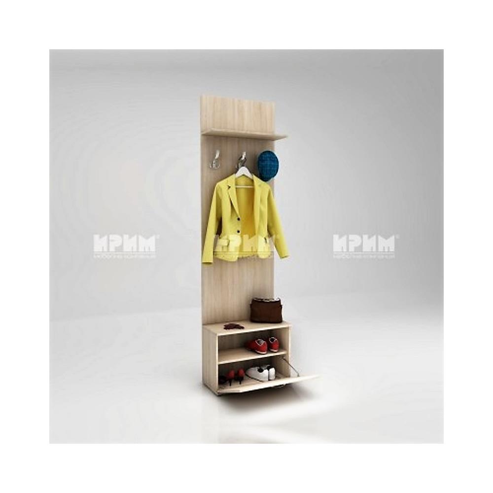 Irim - Mobile Ingresso Moderno Con Appendiabiti E Scarpiera Modello ...