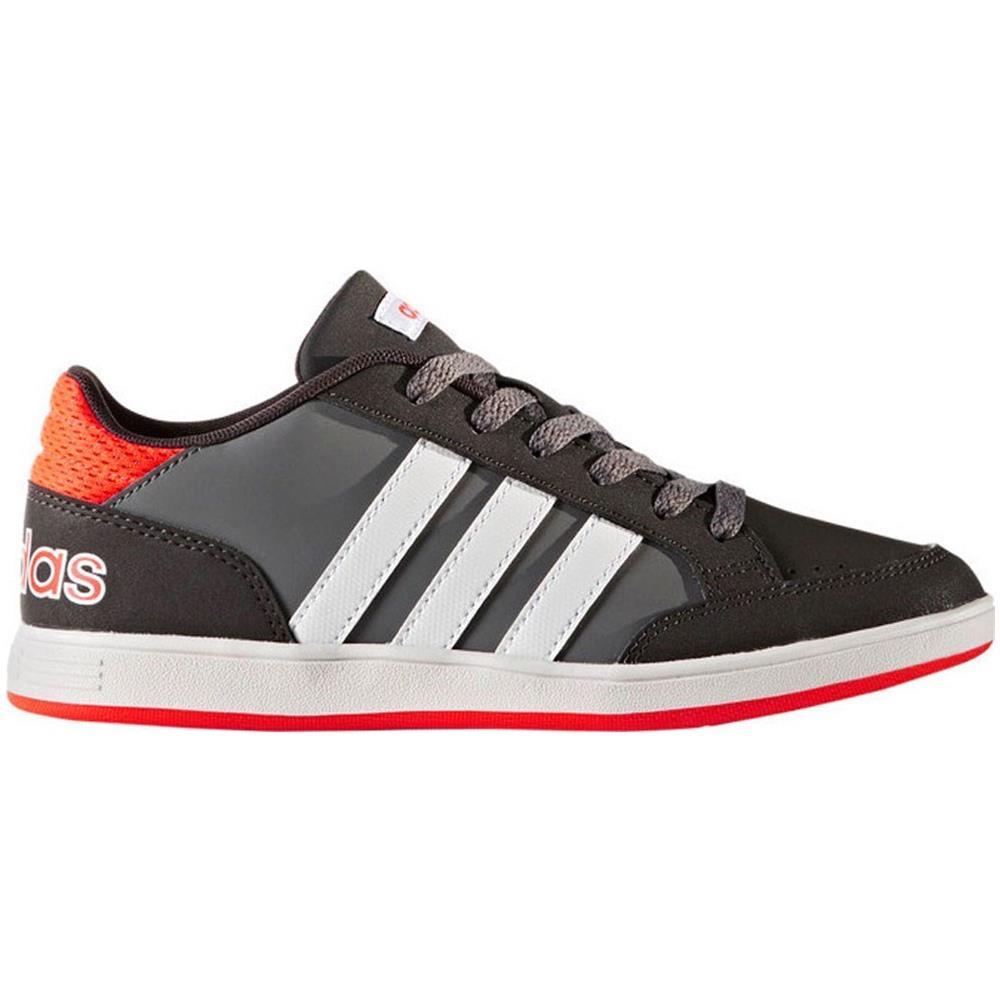 Aq1652 Taglia Scarpe K Colore Grigio Eprice Adidas 40 Hoops lc1FKJ