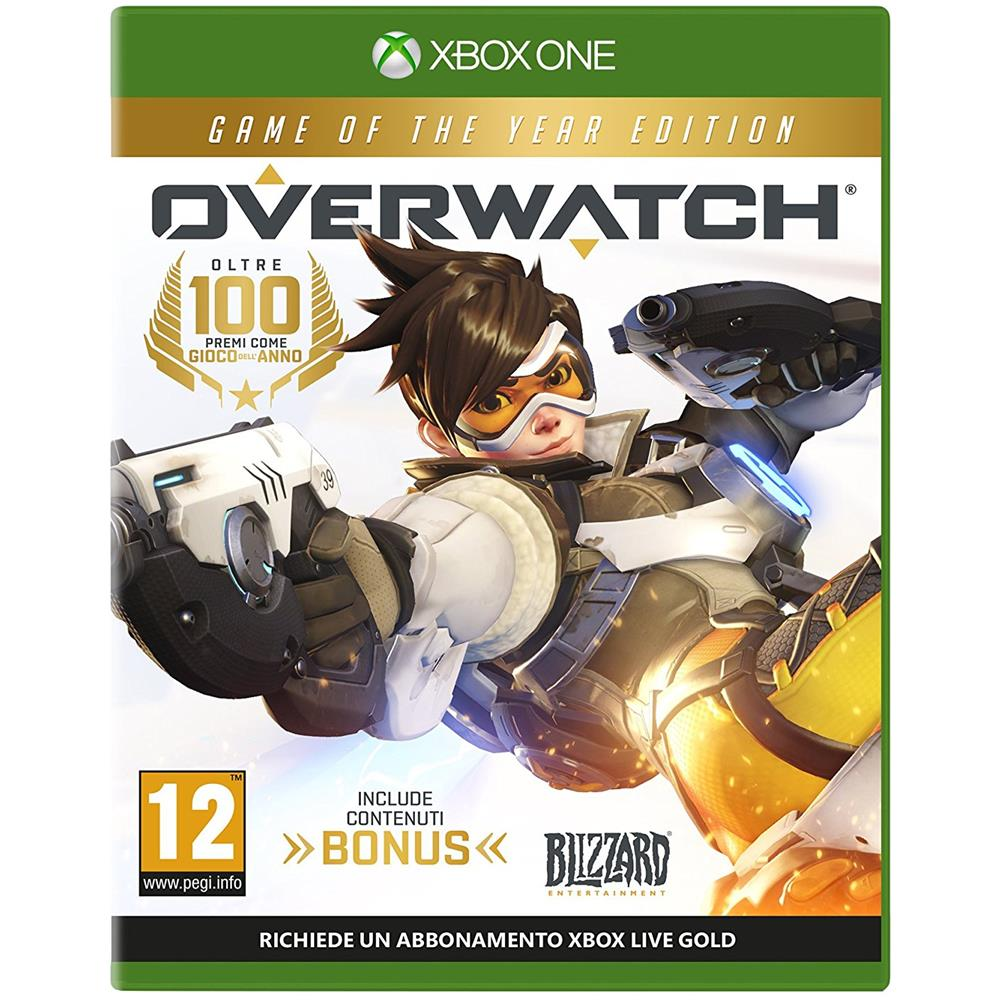 XONE - Overwatch: Game of the Year Edition