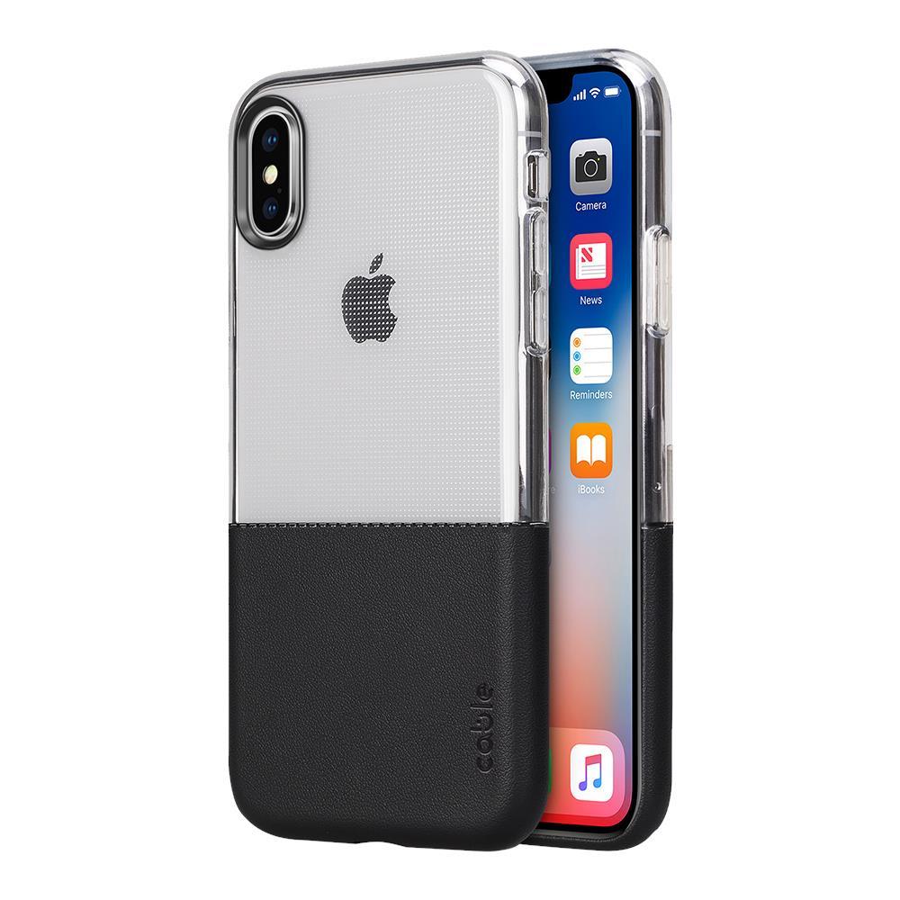 MutuTec iPhone X Custodia Protezione Cover Copertura - Bianco  MA