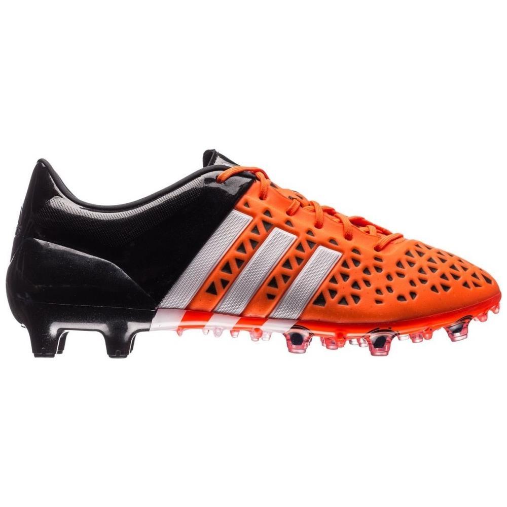 new styles 893e4 ff8c7 Adidas - Scarpe Calcio Ace 15.1 Fg Ag 40,6 Arancio Nero - ePRICE