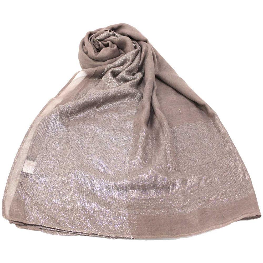 Sciarpa donna 100/% acrilico stola elegante in box Gian Marco Venturi 64095 nero