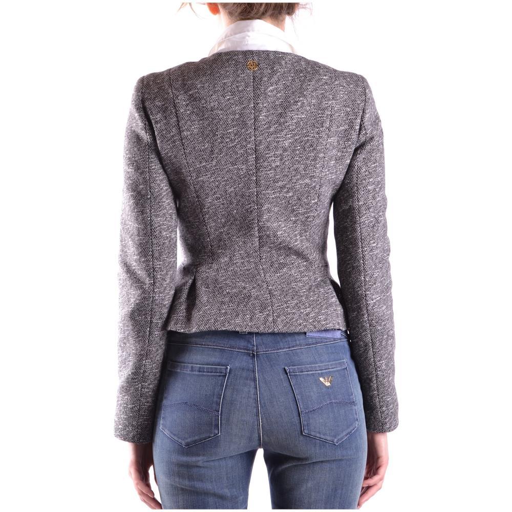 Eprice Jeans 42 Armani Taglia Grigio Donna Mcbi025086o Lana Giacca pUpxSZf
