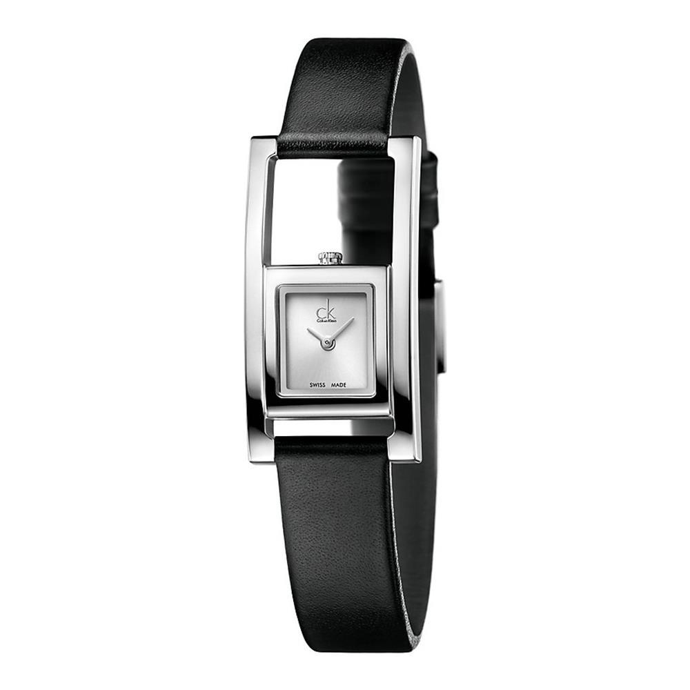 3dfeff71db263d CALVIN KLEIN - Orologi Calvin Klein Donna Black, silver K4h431c6 - ePRICE