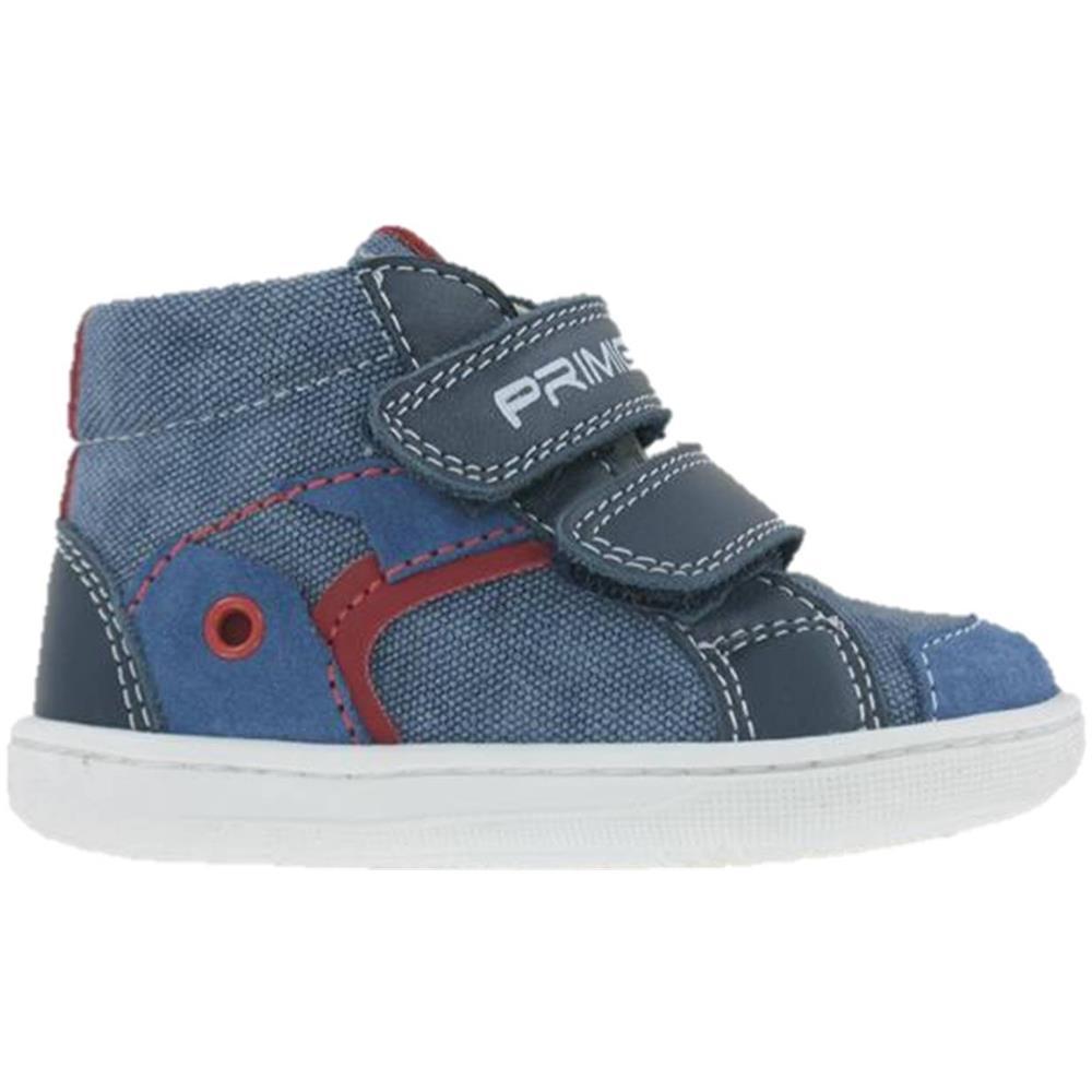 a basso prezzo 40ca2 732ad PRIMIGI 3404400 Scarpe Sneaker Bambino Infant Primi Passi Blu 24