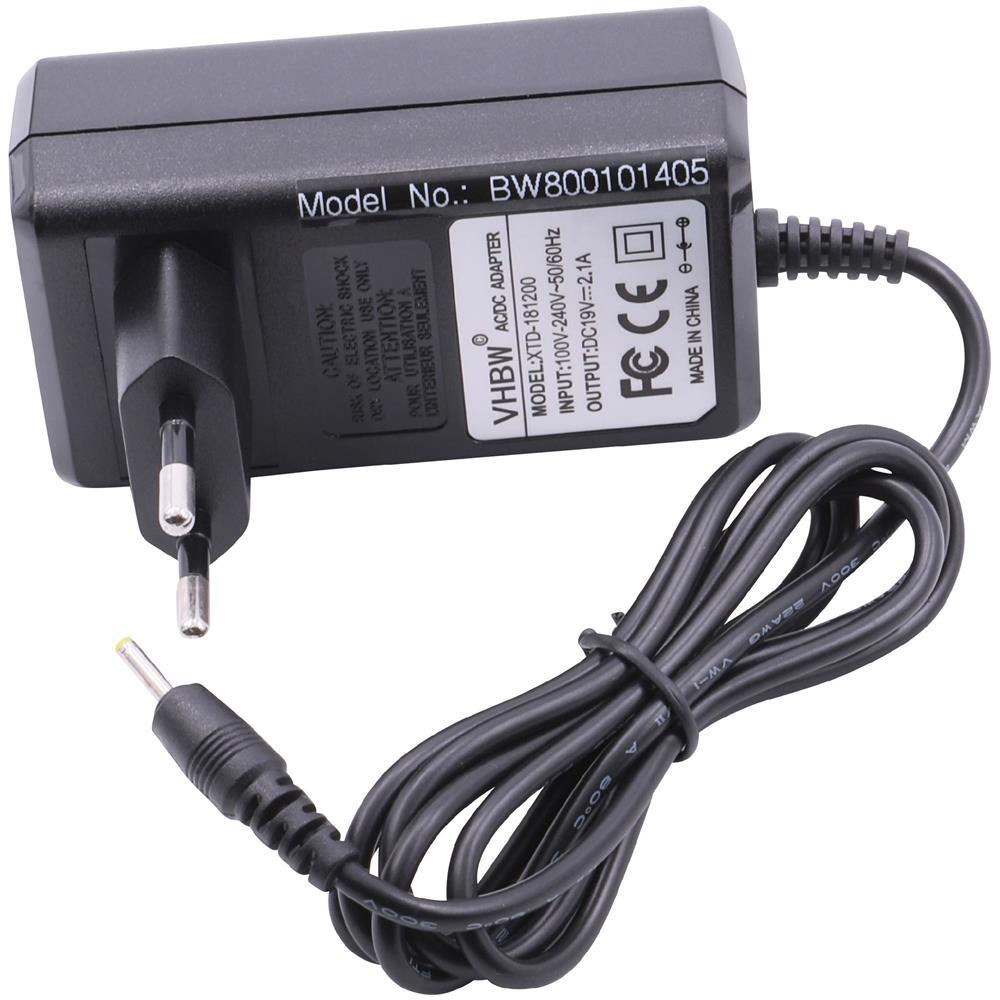 Alimentatore Caricabatterie Cavo Di Ricarica per ASUS Eee PC 1001p 1005ha-gg