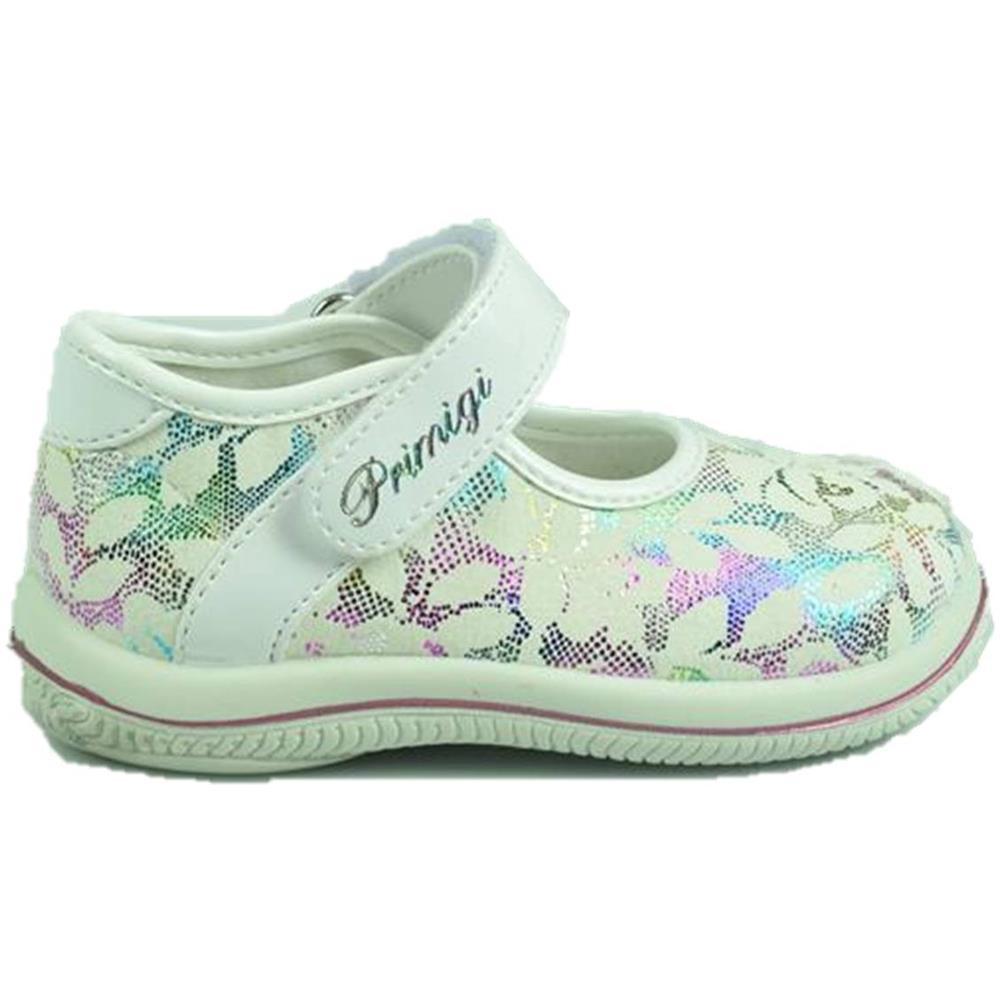 pretty nice cd639 61aee PRIMIGI 3370100 Ballerine Scarpe Infant Bambina Primi Passi Bianco 22