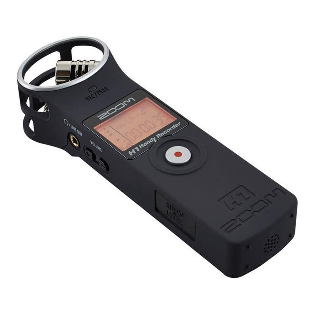 Registratore Palmare Stereo Digitale H1n + Cuffie Zoom
