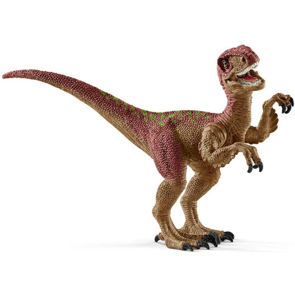 Schleich 42259-Dinosaurs Velociraptor SULLA CACCIA