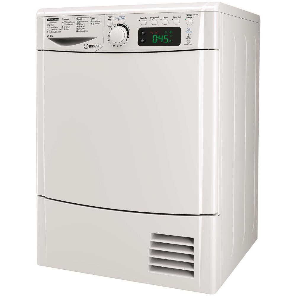 Superior INDESIT   Asciugatrice EDPE G45 A1 ECO (IT), 8 Kg Classe A+ A Condensazione  Con Pompa Di Calore   EPRICE