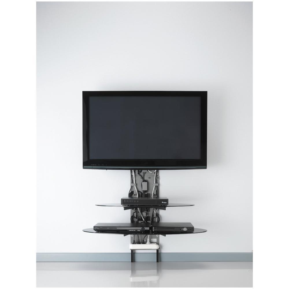 Meliconi Ghost Design 2000 Supporto Per Tv Lcd Al Plasma.Meliconi Mobile Tv Ghost Design 2000 Lcd Plasma 32 63
