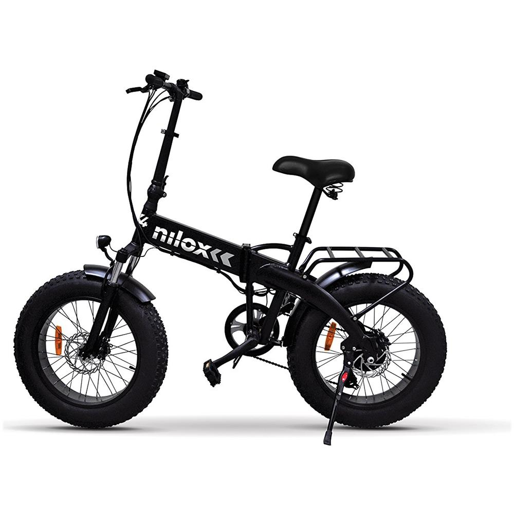 Nilox Bicicletta Elettrica E Bike X4 A Pedalata Assistita Ruote 20