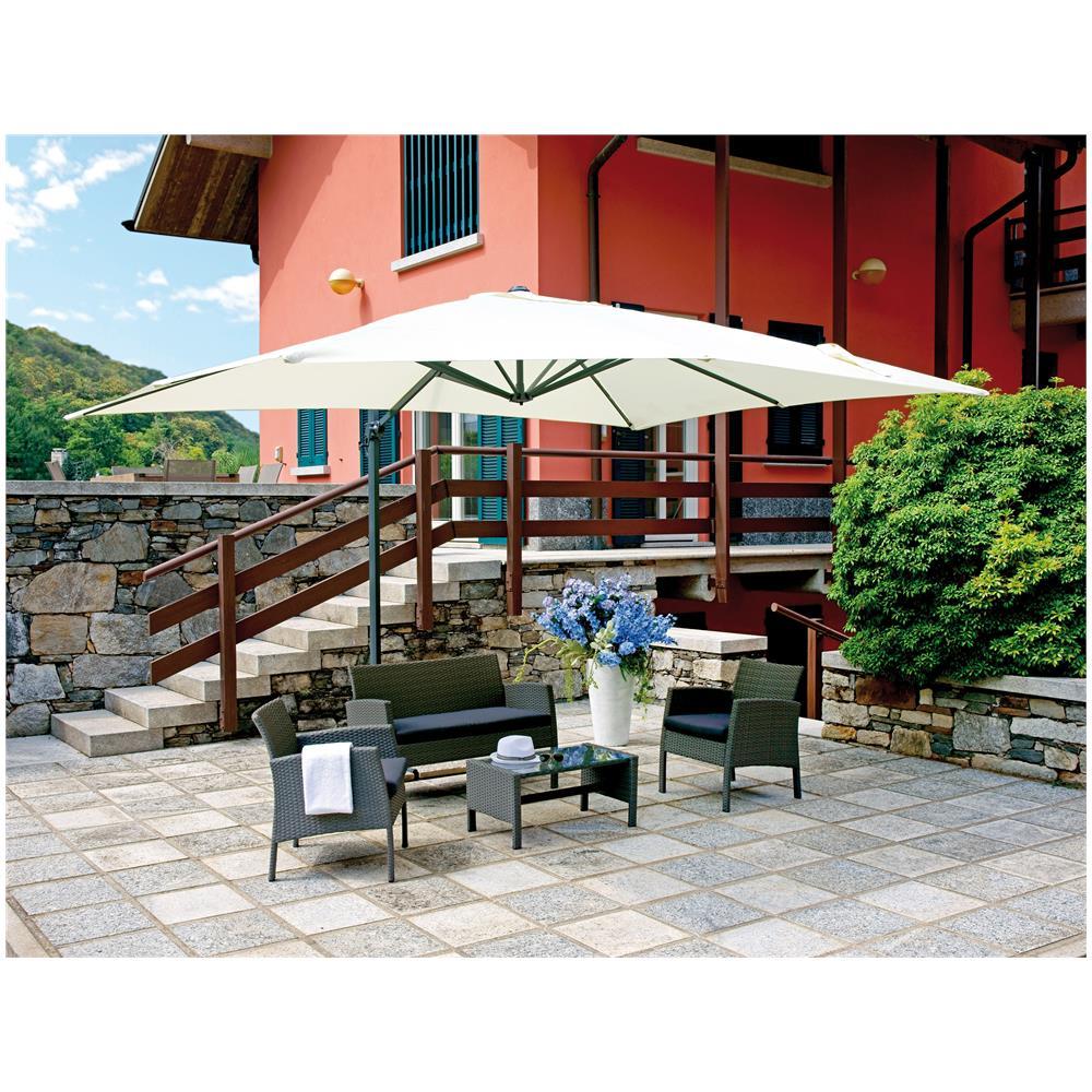 Moia ombrellone da giardino palo laterale 300x400 moia e - Ombrelloni da giardino brico ...