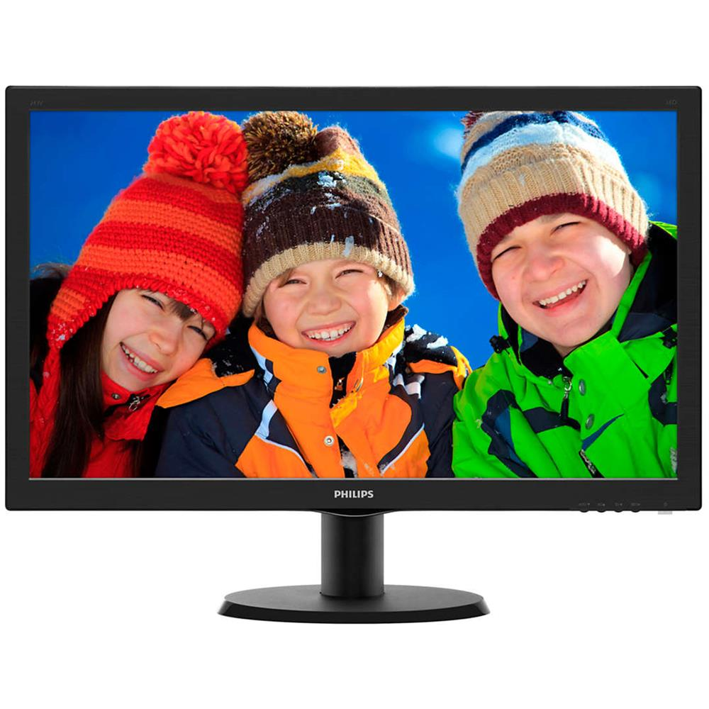 Philips Philips Monitor LCD con SmartControl Lite 243V5LHAB/00