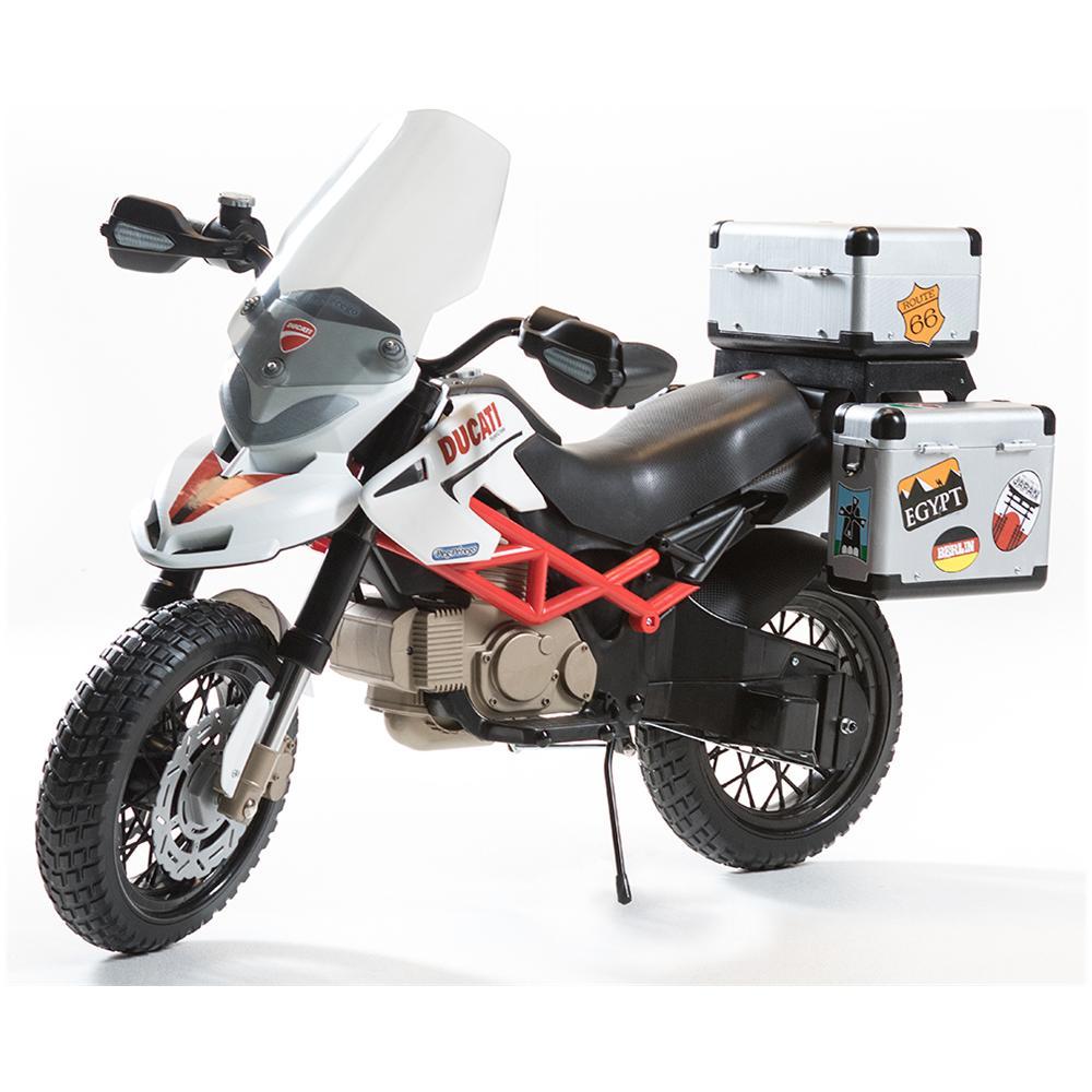fb92833e6a80f Peg Perego - Moto Ducati Hypercross 12 Volt - ePRICE