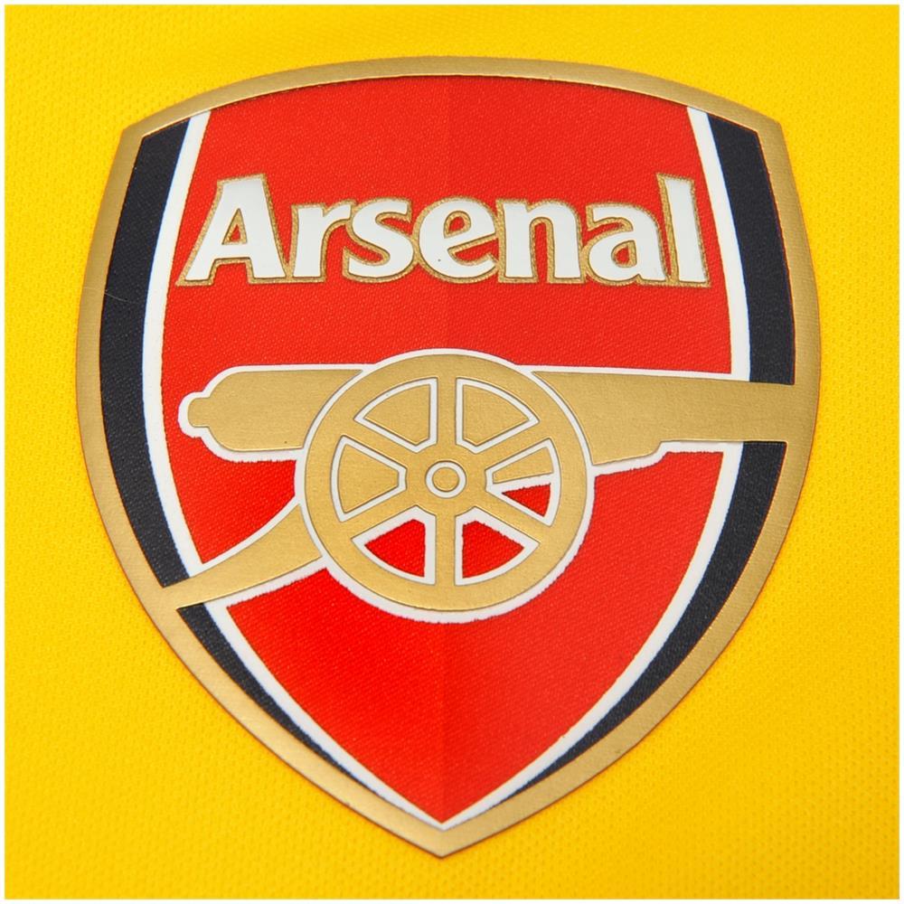 06c619b0e91 Puma - 2014-15 Arsenal Away Shirt (koscielny 6) - Small Adulto - ePRICE