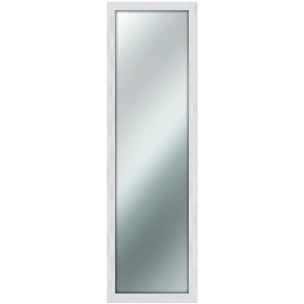 Lupia Specchio Da Parete Mirror Shabby Chic 43x127 Cm Colore Bianco