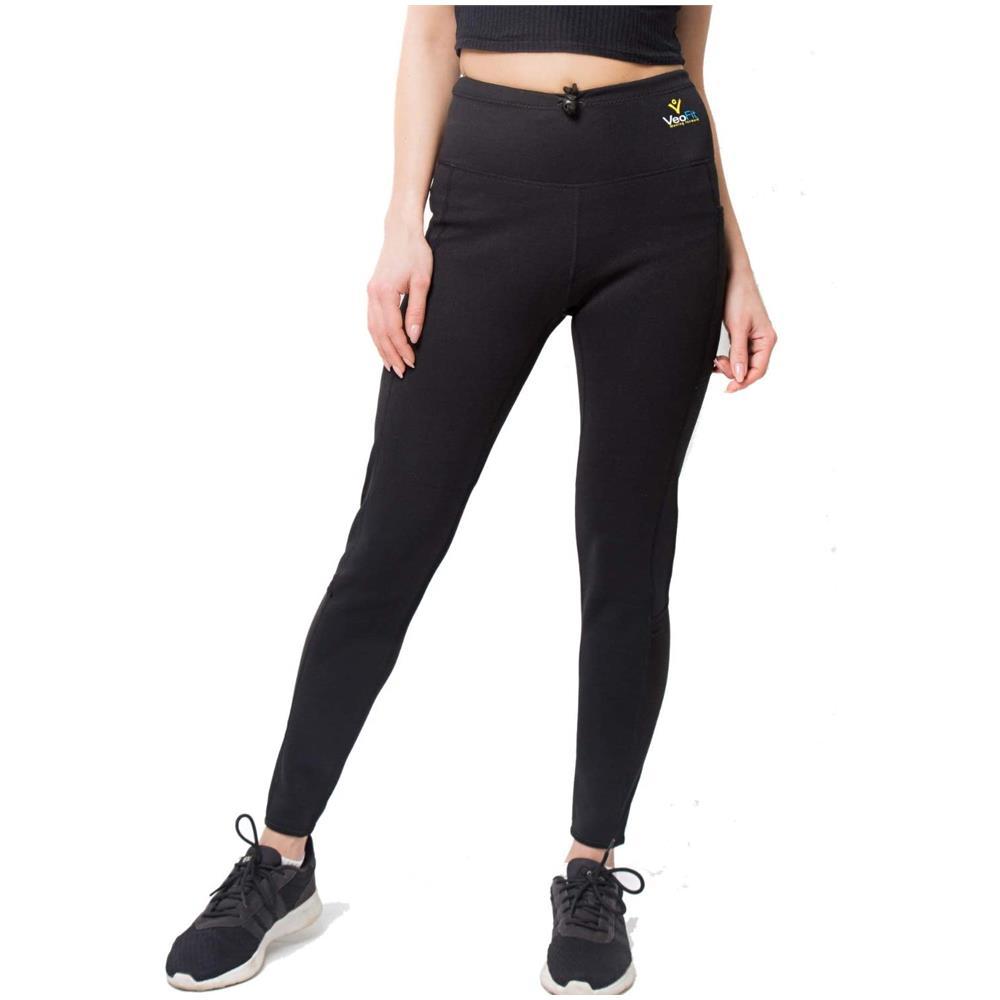 Pantaloni Da Donna Leggings Yoga Pantalone Per Sudorazione Legging Dimagrante Tonifica E Aiuta Ad Eliminare LAcqua In Eccesso Per La Pelle Pi/ù Soda E Una Silhouette Raffinata,Pantaloni Sportivi