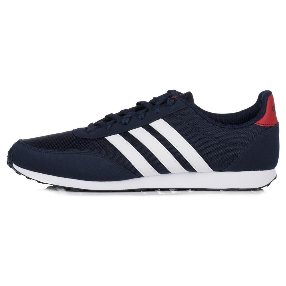 Scarpe Sportive Sneakers Adidas V RACER 2.0 Uomo Blue