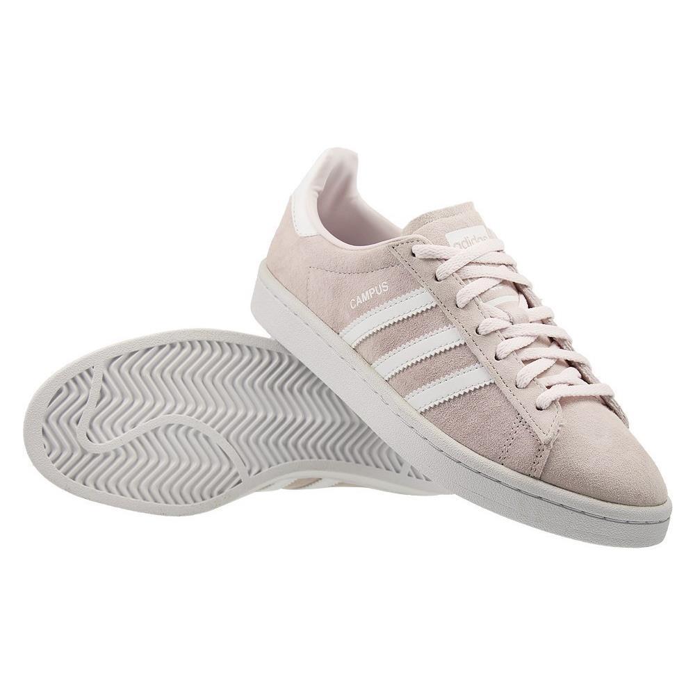 san francisco 600a0 e5aa1 adidas Scarpe Campus W Cq2106 Taglia 37,3 Colore Bianco