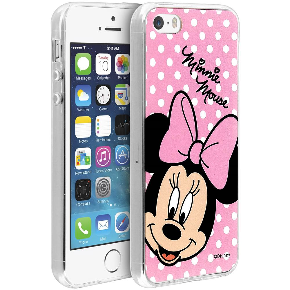 custodia iphone 5 rosa