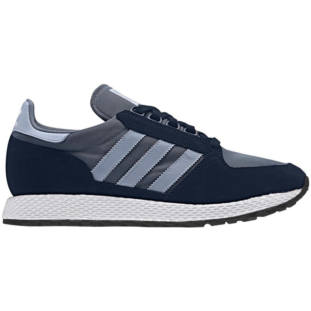 online store 57381 066d9 adidas - Scarpe Uomo Forest Grove Taglia 40 2 3 - Colore  Blu   blu - ePRICE