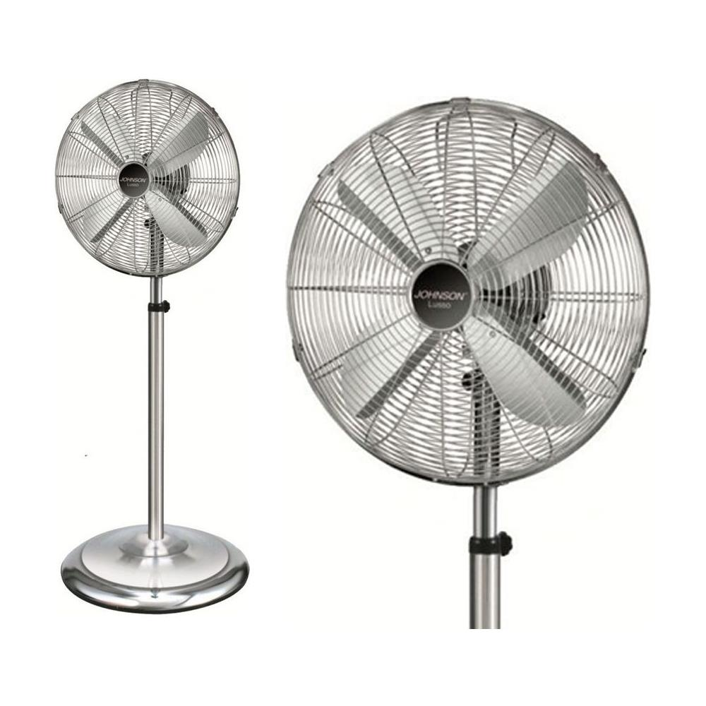Ventilatore a piantana pala 40 in acciaio