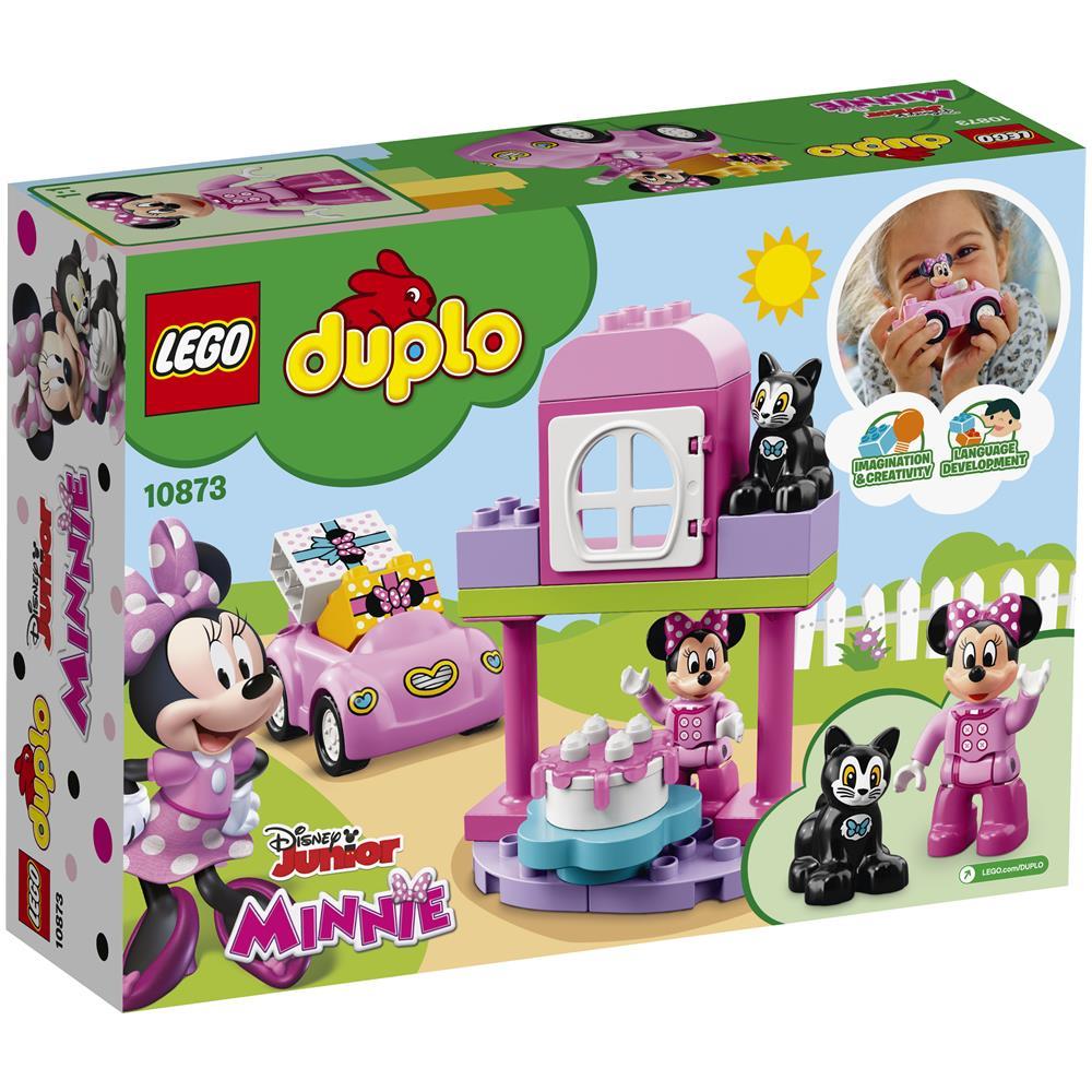 Lego Duplo La Festa Di Compleanno Di Minnie Eprice