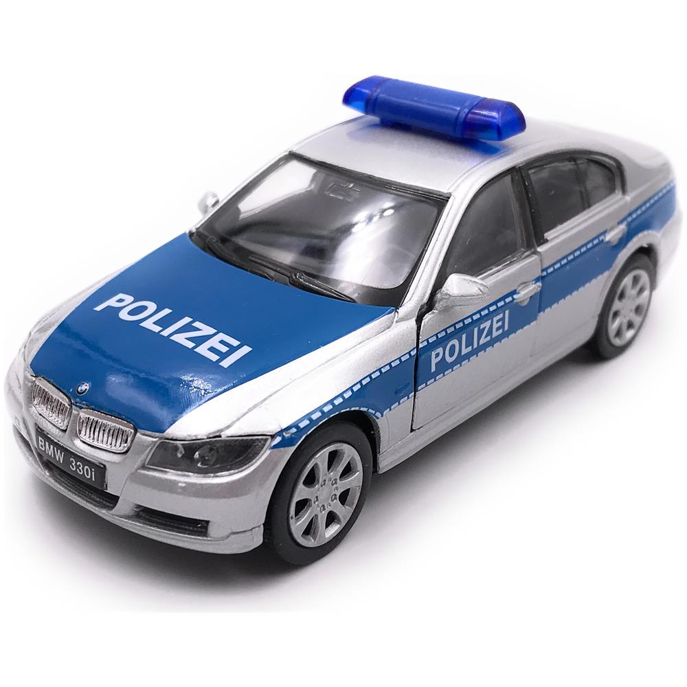 Onwomania Macchina D Argento Onwomania Modello Macchina Della Polizia Bmw 330i Serie 3 Mst 1 34 39 Eprice