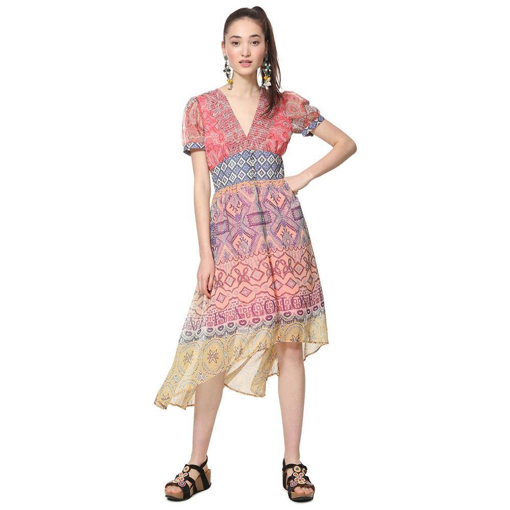 quality design 71e12 359d3 DESIGUAL Vestiti Desigual Nana Abbigliamento Donna 44