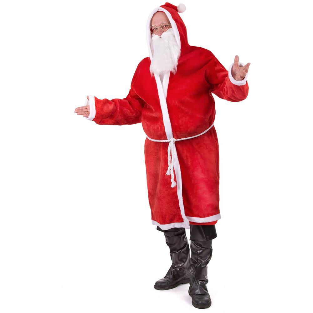 4b630bc0a8 FESTIVIFETE - Costume Babbo Natale Da Adulto Taglia Unica - ePRICE