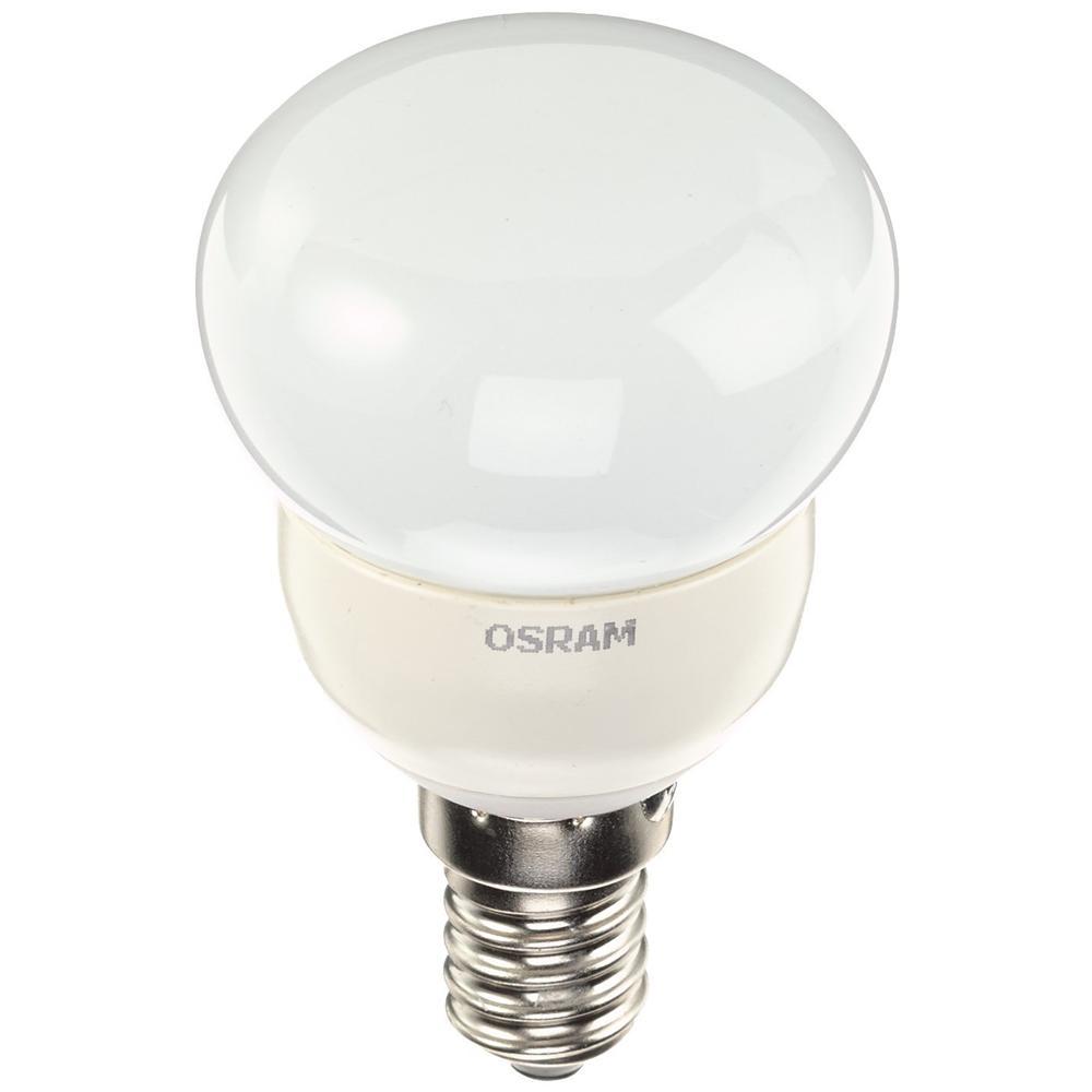 Tabella Lumen Watt Incandescenza.Osram Lampadina Led E14 3 6 Watt Equivalente 25 Watt 250 Lumen