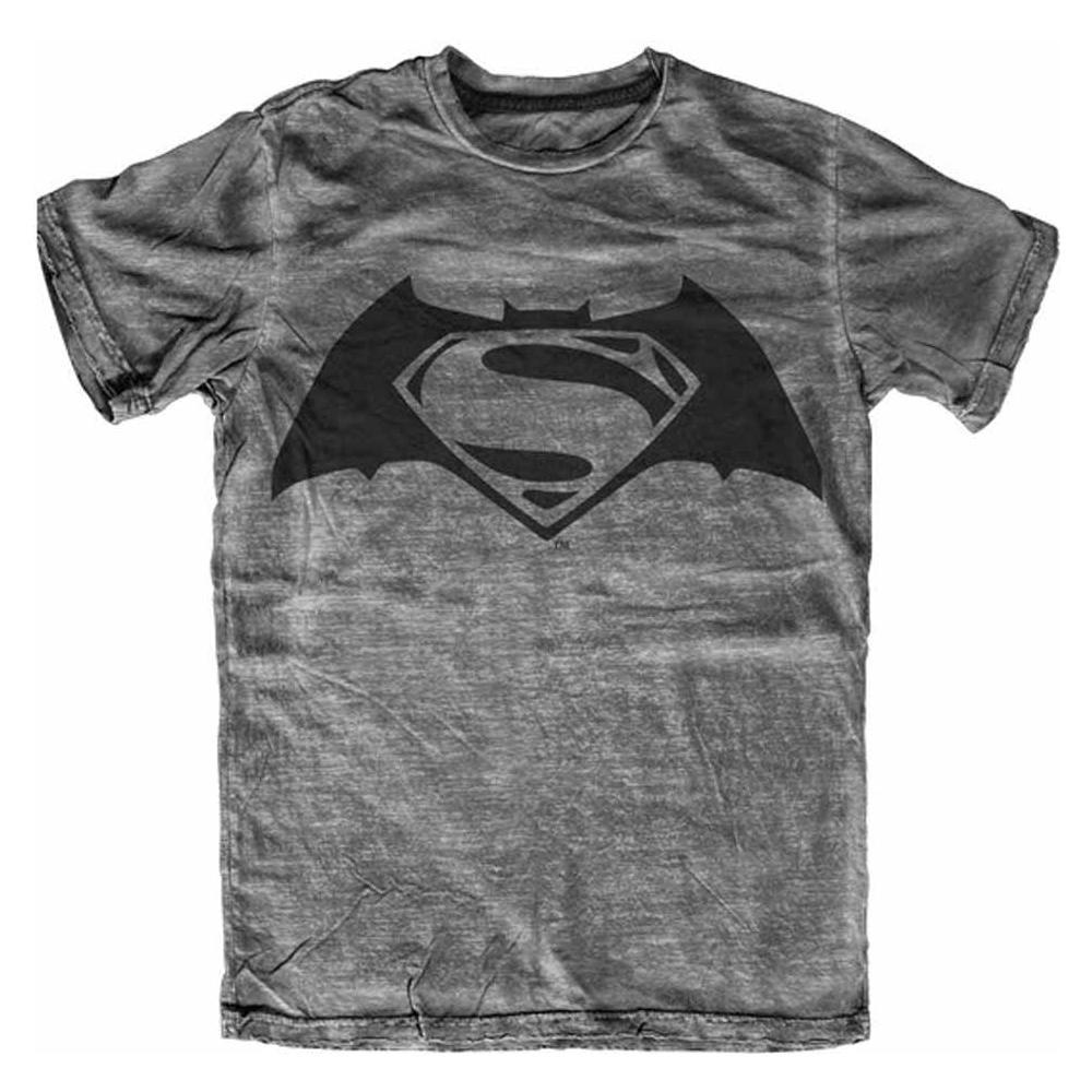 Batman V Superman - Superbatman (T-Shirt Unisex Tg. M)
