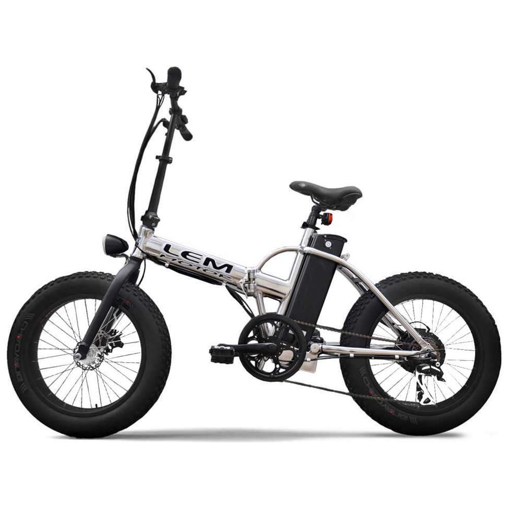 Lem Motor E Bike Bicicletta Elettrica 500w Pieghevole Lem Motor