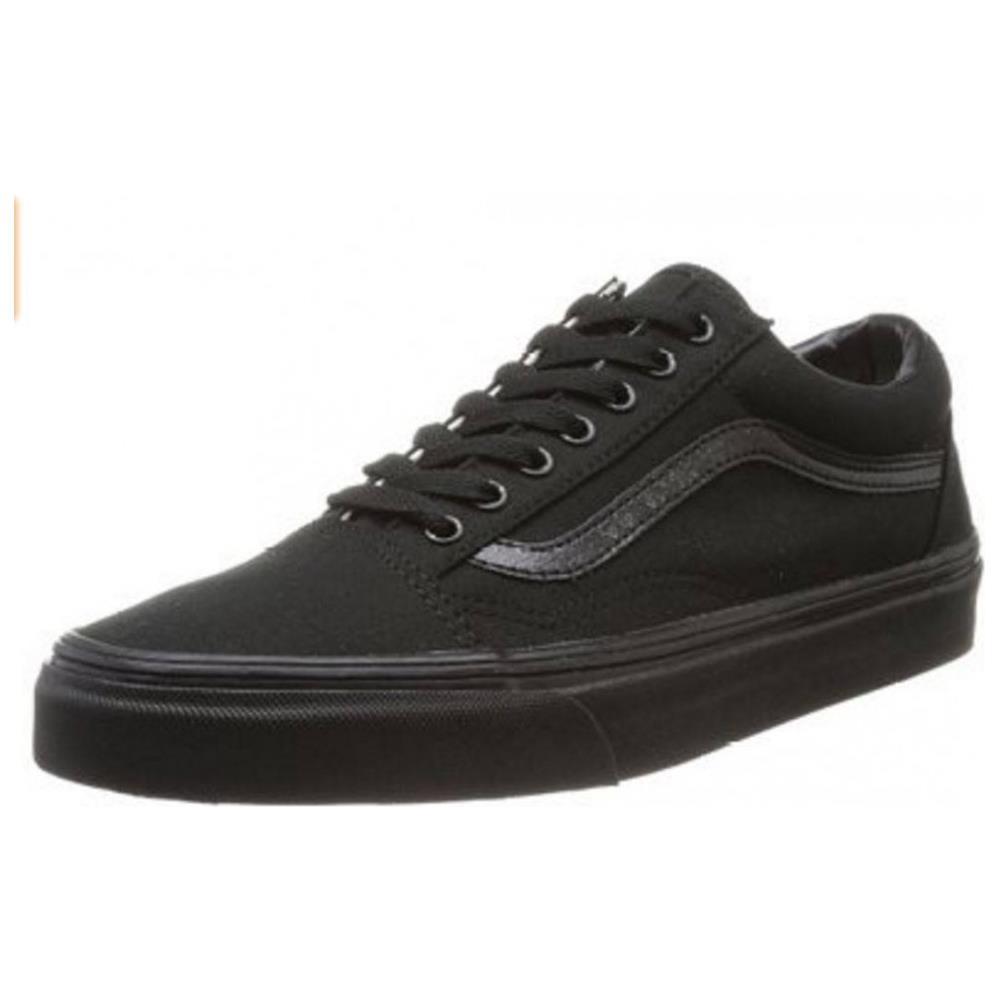 vans scarpe nere