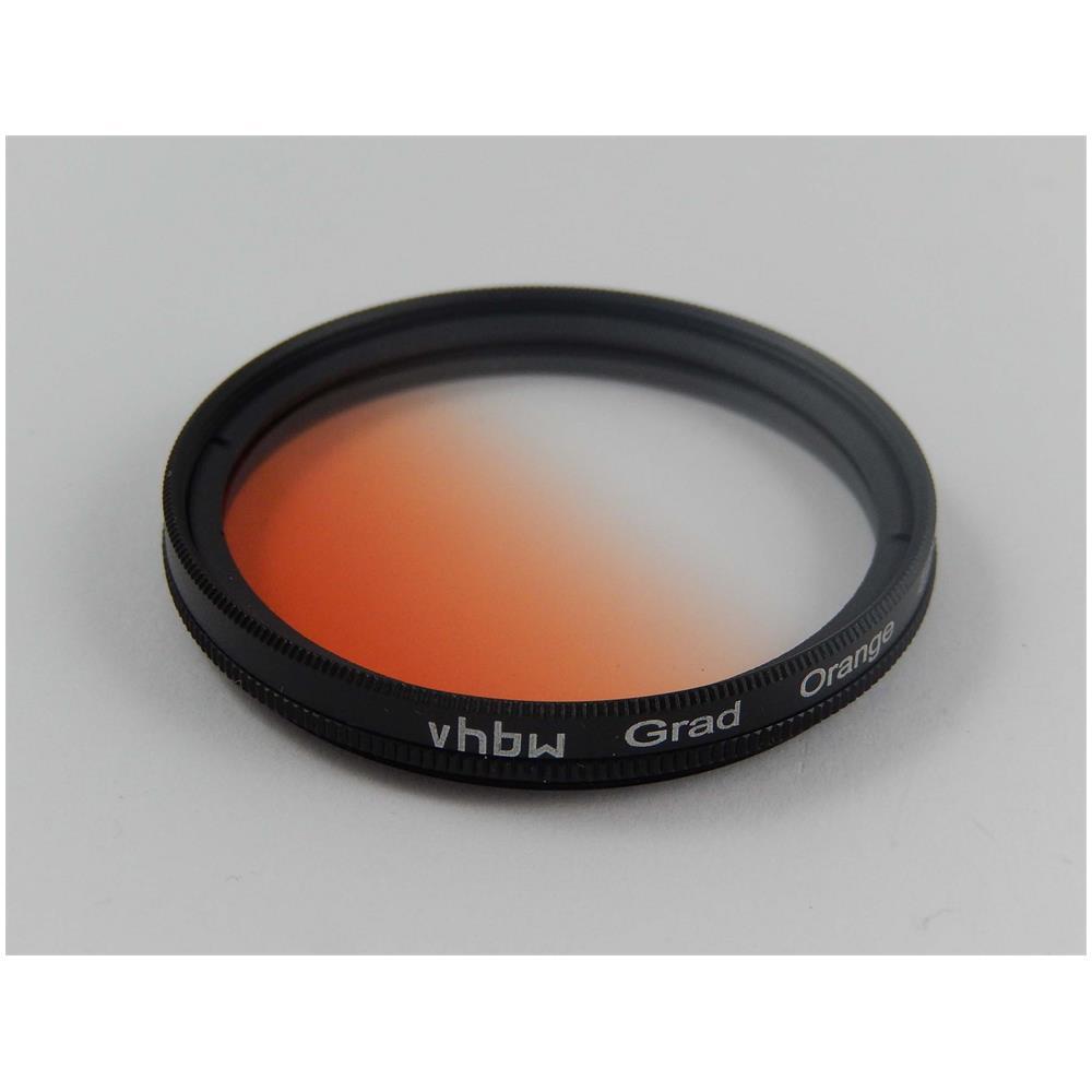 FILTRI colore arancione 72 mm