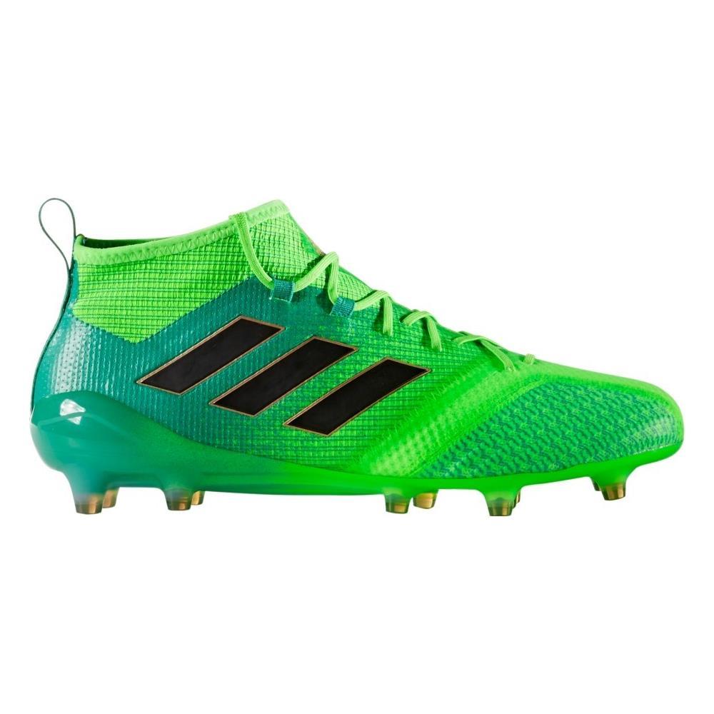 adidas Scarpe Calcio Adidas Ace 17.1 Primeknit Fg Turbocharge Pack Taglia 43 13 Colore: Verde
