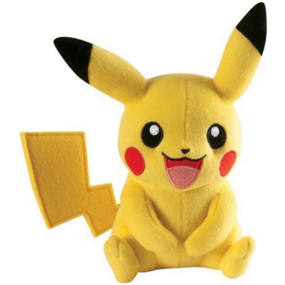 Tomy - Peluche Pikachu 20 cm - ePRICE