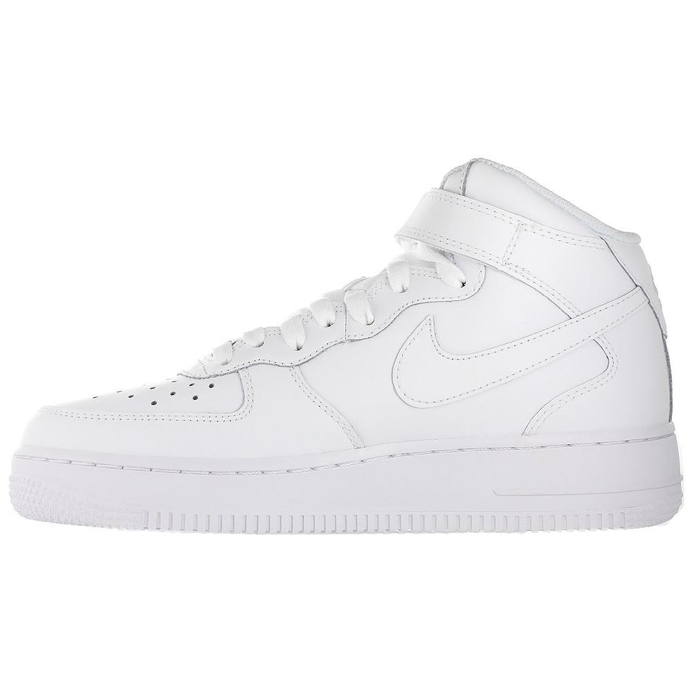 pretty nice 51c16 91809 Nike Air Force 1 Mid Gs 314195113 Colore  Bianco Taglia  36.0