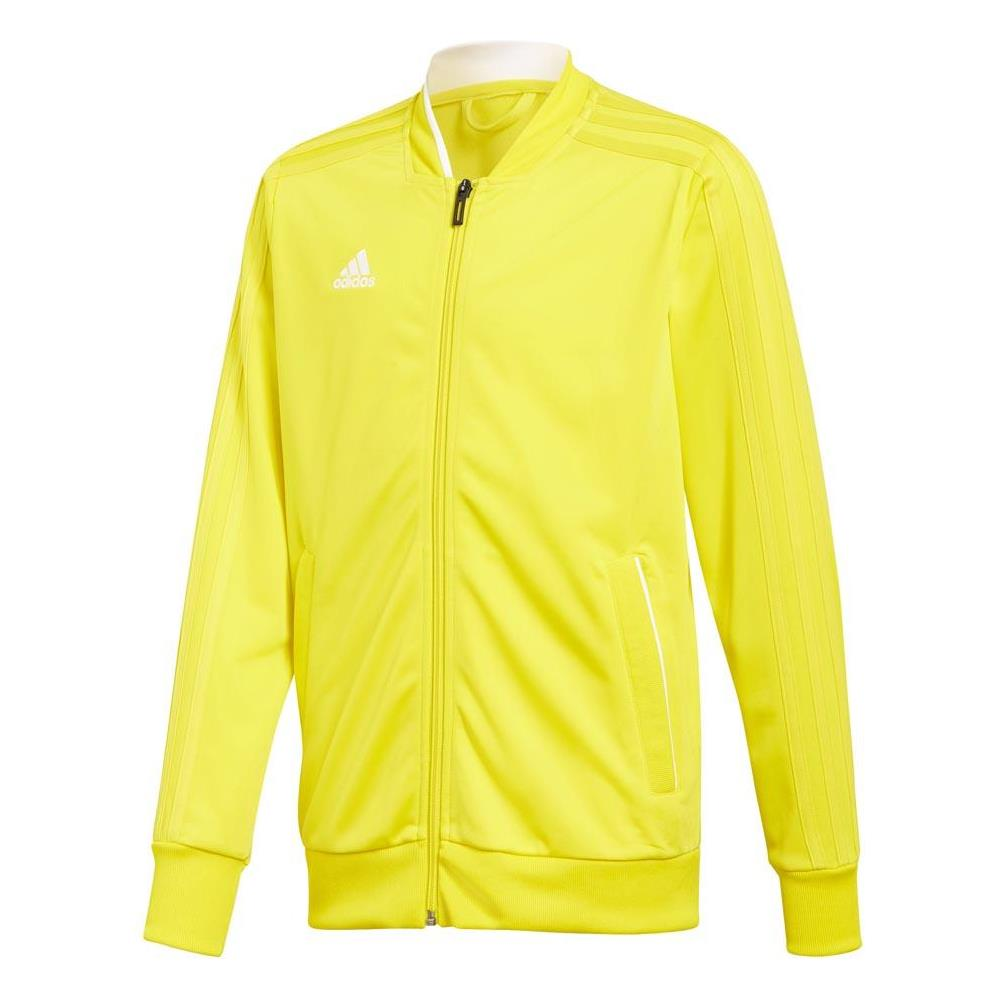 Adidas Condivo 18 Abbigliamento Polyester Ragazzi Giacche x7g1RY