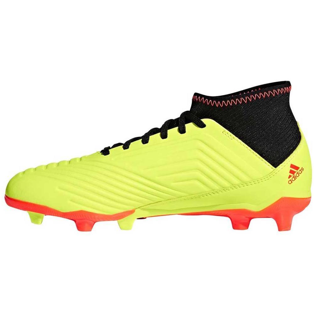 adidas - Predator 18.3 Fg J Scarpe Calcio Uk Junior 35 - ePRICE 0859c3c3675